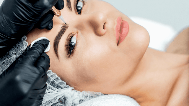 Best place to get microblading in virginia beach By Barbies Beauty Bits