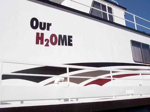 Graphics For Houseboat Graphics Wwwgraphicsbuzzcom - Houseboats vinyl logos