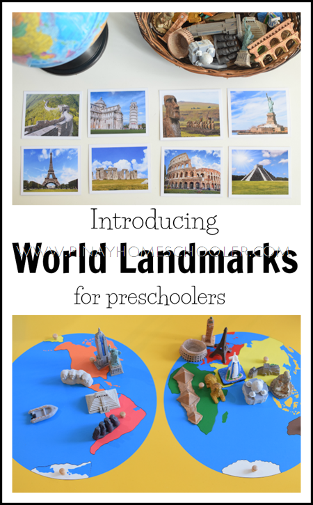 Landmarks Around the World