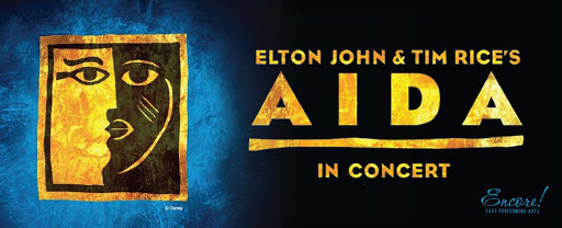 Encore! Performing Arts presents Elton John's Aida in Concert