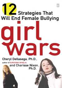 Girl Wars By Cheryl Dellasega