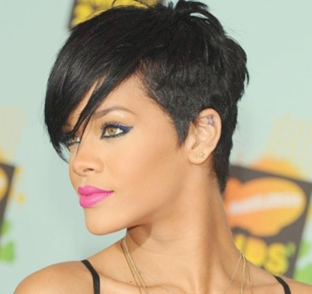 real hair hairstyles : short haircuts for black women 2016 - Real Hair Cut