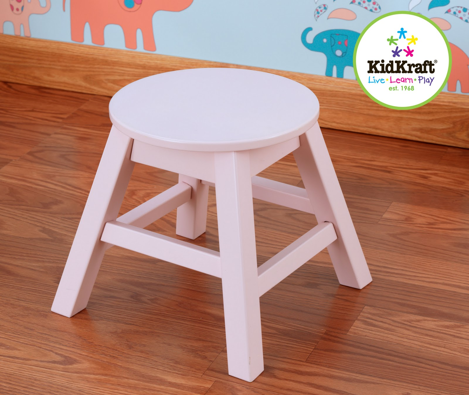KidKraft Toys & Furniture: NEW! KidKraft Round Stools ...