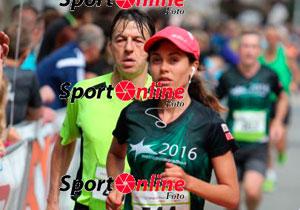 Любовь Сыч на марафоне в Нюрнберге