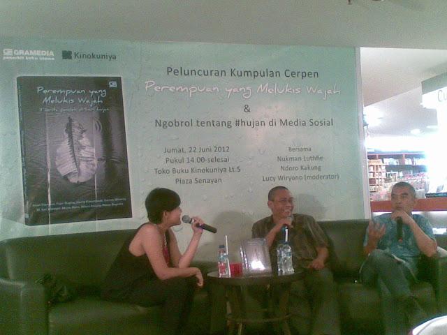 Ki-Ka : Lucy Wiryono, Moderator, Ndoro Kakung dan Pak Nukman