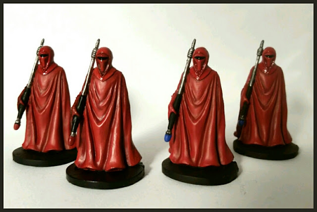 Imperial Royal Guard pintado por Xela
