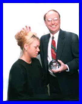Wayne Perkins Hypnotist Portrait, Wayne Perkins