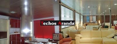 Precio montadores techos metalicos Madrid