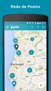 Prio- screenshot thumbnail