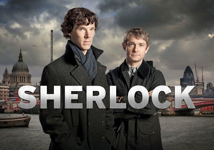 Sherlock Season 2 BBC TV