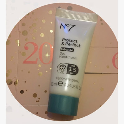 No7 Protect and Perfect Intense Day Hand Cream