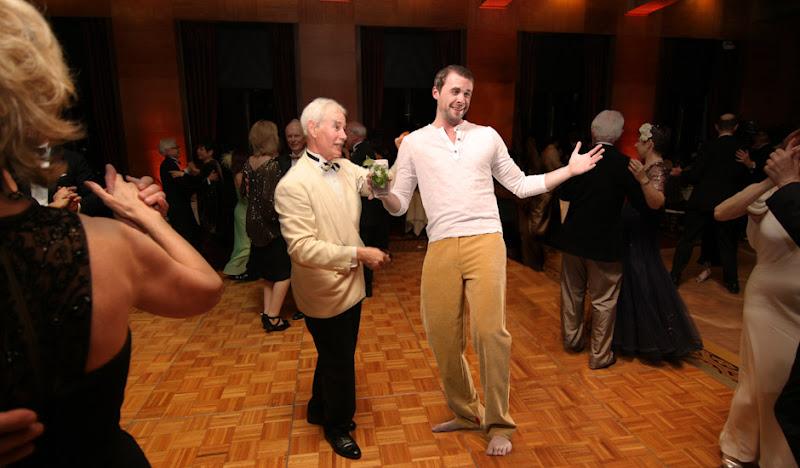 Yellow Leisurerounds Ballroom Dance