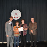 Foundation Scholarship Ceremony Fall 2012 - DSC_0200.JPG