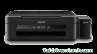 tải và cài đặt phần mềm phần mềm driver máy in Epson L220
