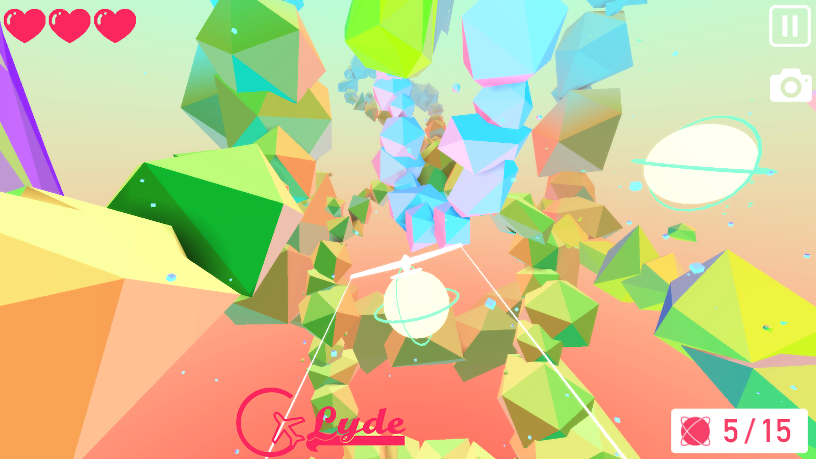 Glyde - Psychedelic Flying- screenshot