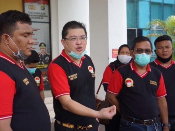 LQ Indonesia Lawfirm: Perlawanan Terhadap Oknum Polri Dimulai dari Gugatan ke MK Terhadap KUHAP