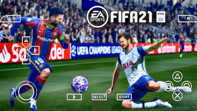 FIFA 2021 PPSSPP ISO File For Android – FIFA 21 PPSSPP FREE DOWNLOAD