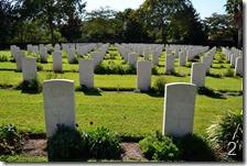 Il cimitero di guerra Inglese