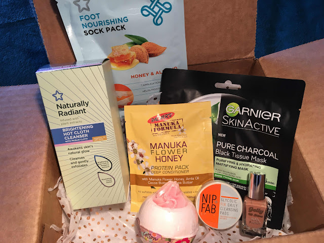 Pamper Night Gift Box