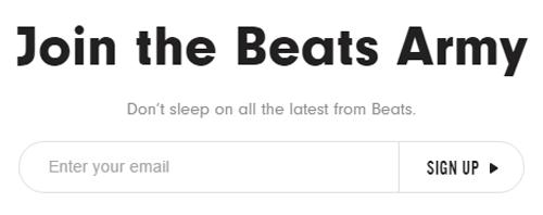 beats army doesn't sleep