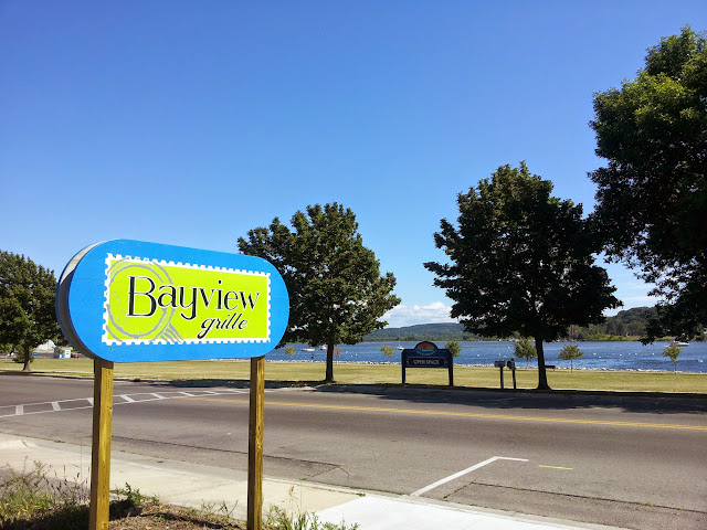 Foodie Finds: Frankfort's Bayview Grille