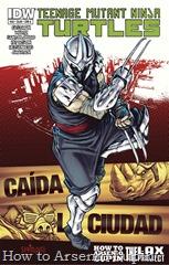 Teenage Mutant Ninja Turtles 028-000