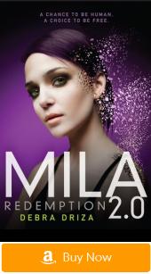Dystopian novels:Mila 2.0: Redemption