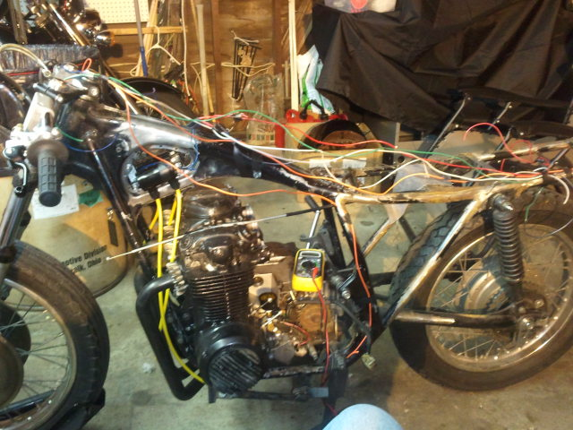 what is needed for a bare minimum wiring harness?  sohc forum - sohc/4 owners club