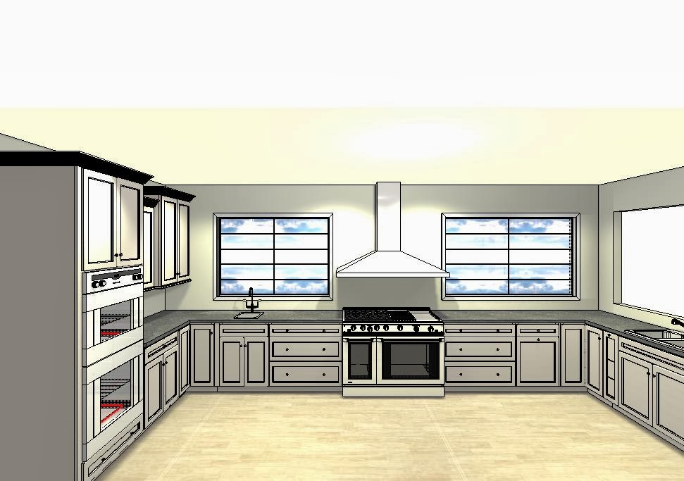 Need Some Help With Kitchen Design Details