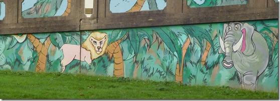 12 mural at bridge 11