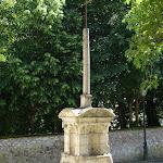 Église Saint-Sulpice : croix
