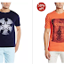 Amazon Deal - Buy Cloth Theory Men's T-shirts Starting From Rs.149 Only