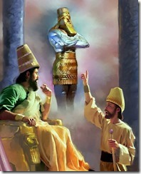 El profeta Daniel y el sueño del rey Nabucodonosor