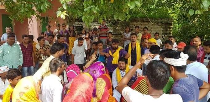 बेरोजगार युवाओ को रोजगार देना मेरी पहली प्राथमिकता होगी : युवराज सुधिर सिंह