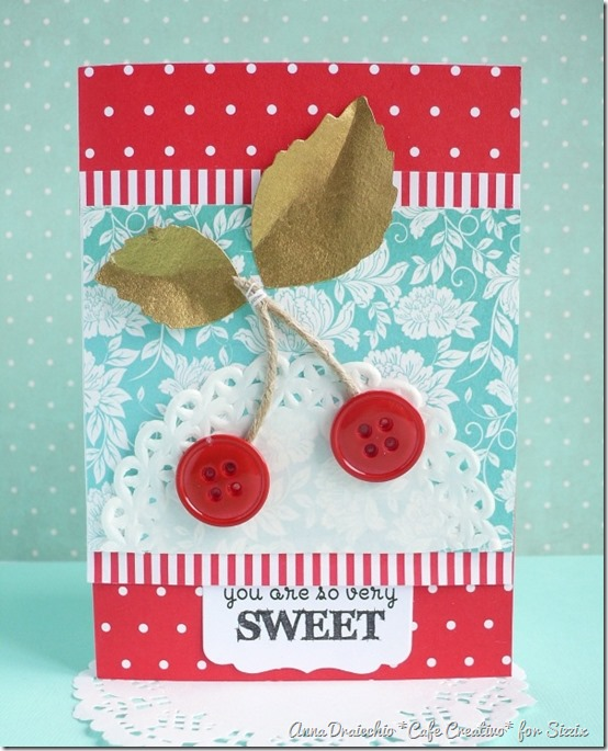 abbellimenti scrap-bottone-card-ciliegie-compleanno-sizzix-big shot-birthday-by cafecreativo
