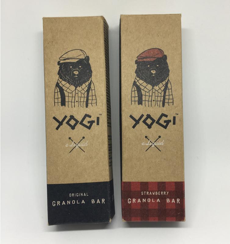 IMG 4932 thumb?imgmax=800 - 【リキッド】Original Yogi(オリジナル ヨギ)&Strawberry Yogi(ストロベリー ヨギ)レビュー!【VAPE/電子タバコ】