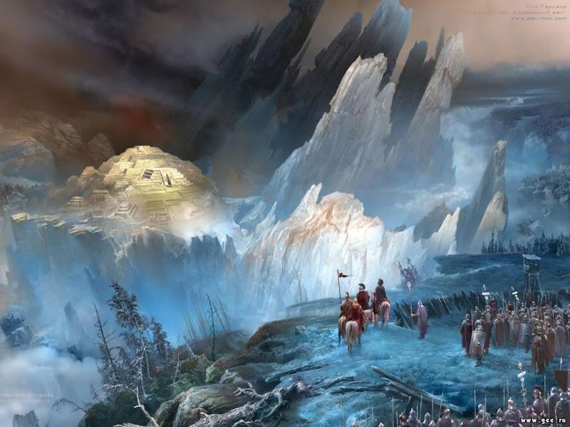 Sorrow Of Magick Landscape 4, Magical Landscapes 5