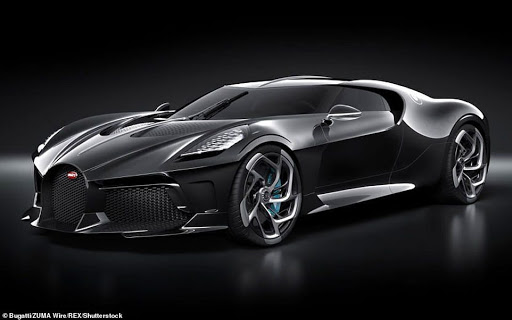 SD news blog,  sports news,  buggati LA voiture noire,  Volkswagen group,  Geneva motor show 2019, Spanish sports paper marca,  Cristiano Ronaldo,  world's most expensive car, most expensive car in the world,  breaking news sports,  SD news,  abuja news blog,  news blog Nigeria,  trending news blog Nigeria,  top African news blog,