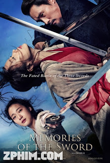 Kiếm Ký - Memories of the Sword (2015) Poster