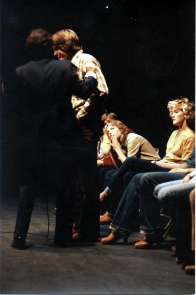 Wayne Perkins Hypnose Show 2, Wayne Perkins