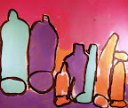 Abstract Still Life by Valerie