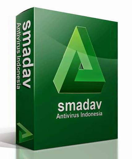 Box Logo Antivirus Smadav