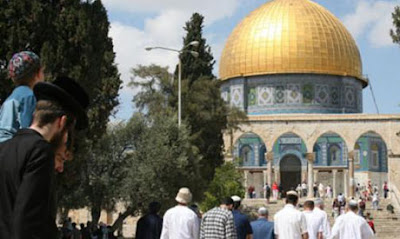 Playing With Fire: Jewish Settlers, Rabbis Break into Al Aqsa Mosque