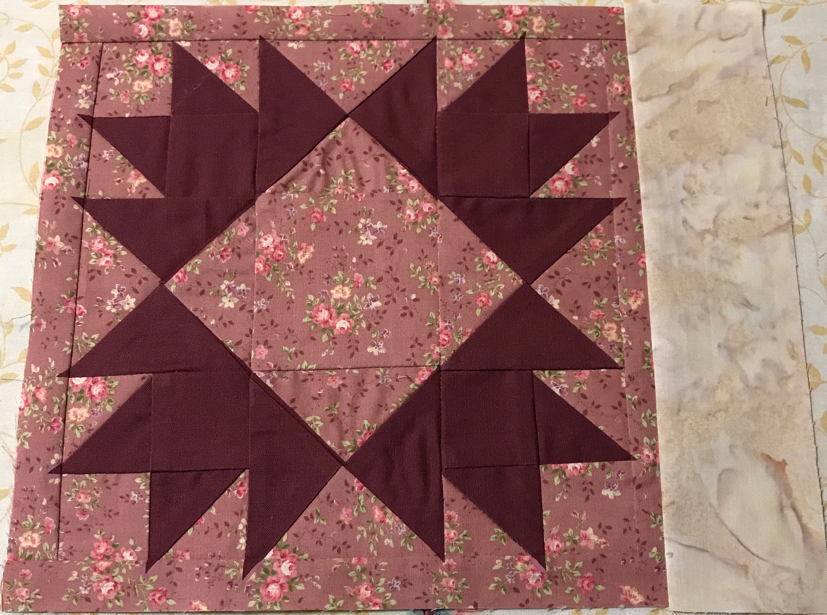 The Feisty Quilter: Piecing