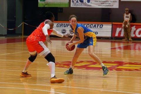Famila Wuber Schio - Lavezzini Basket Parma 89 a 57 (52-28)