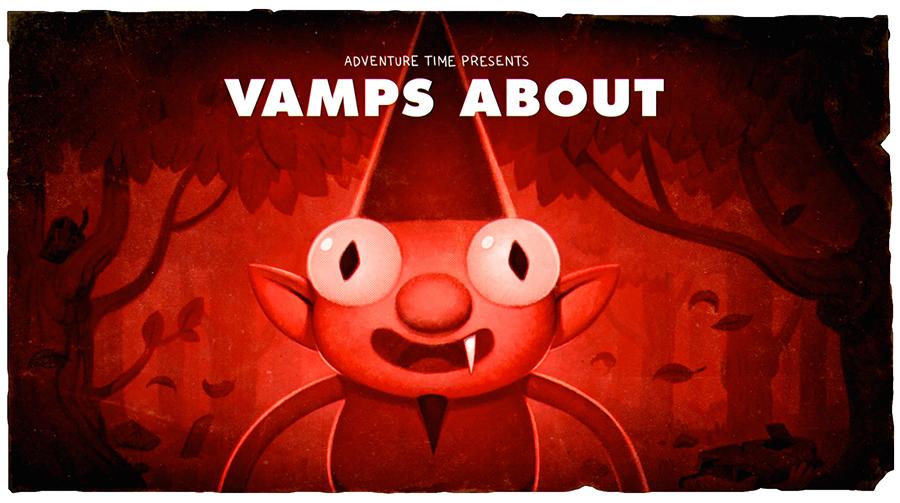 Hora de Aventura: Vamps About Pt.3