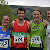 Ilkley Trail Senior race