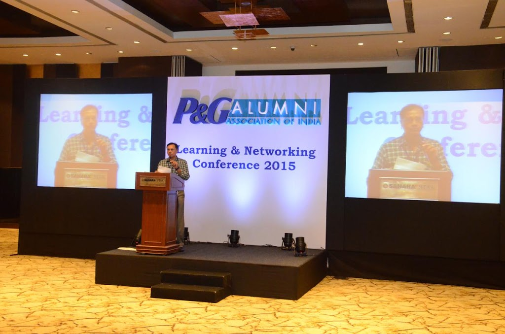 P & G Alumni - Learning and Networking Conference 2015 - 3