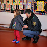 The Police visit EYFS