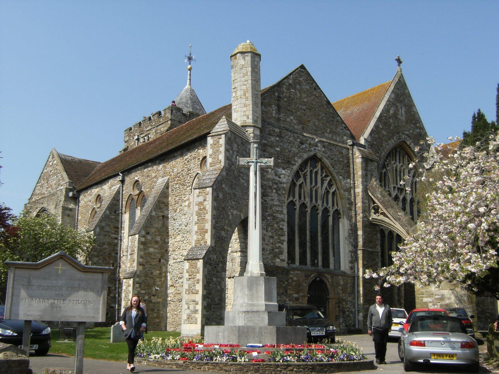 DSCF7350 St Mary the Virgin Church, Rye